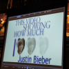 For One Time with Justin