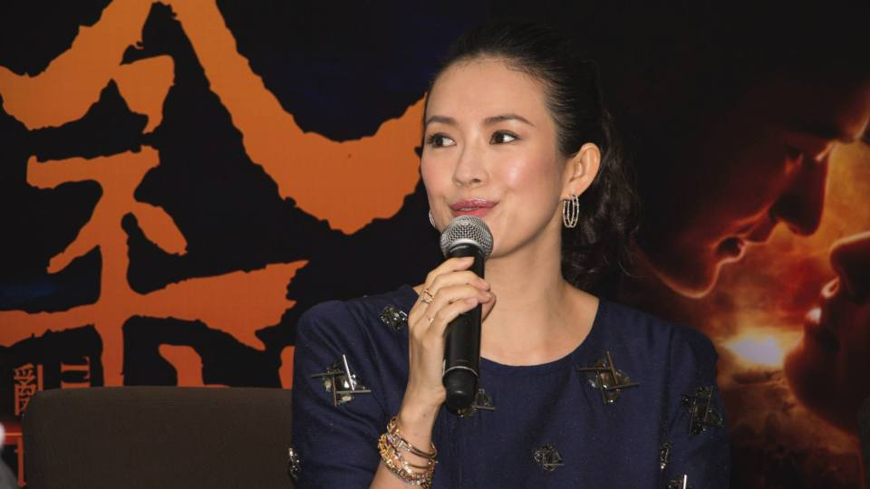 Zhang Ziyi: One Tough Chick