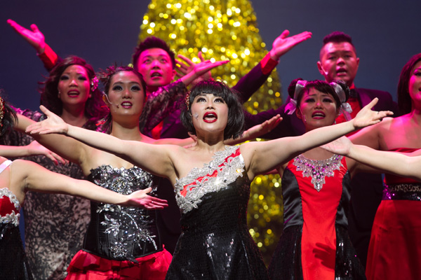 Crazy Christmas: Ting Tong Belles