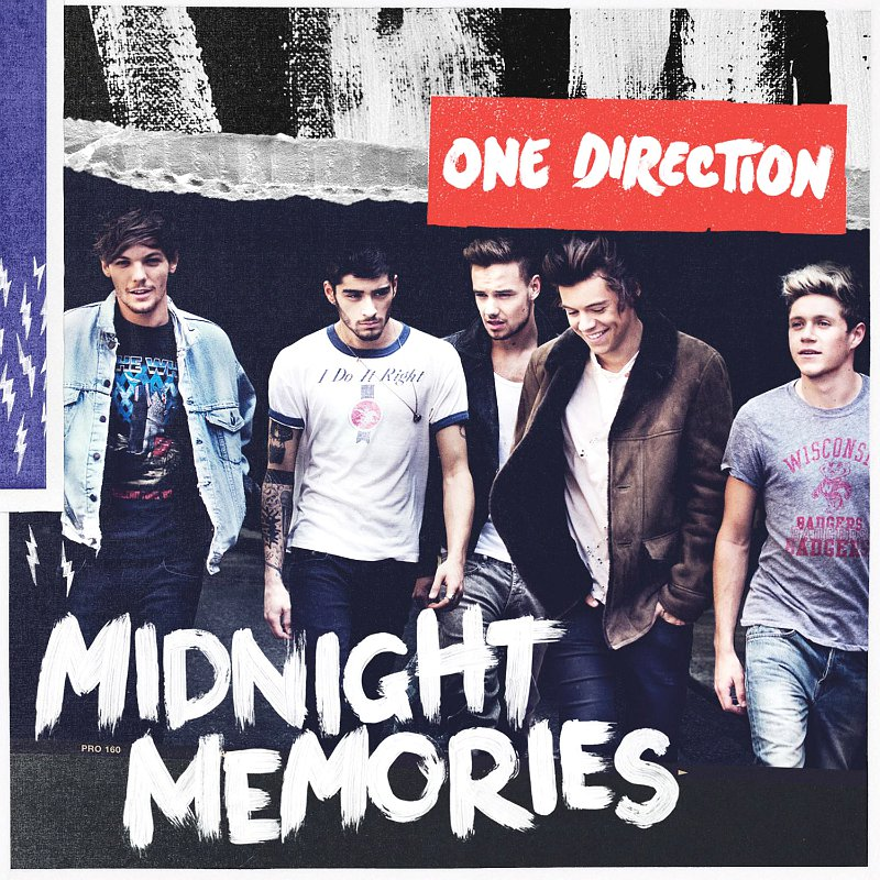 Midnight Memories: Not Entirely Dreamy