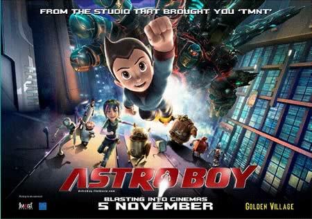Astro Boy, le film | Action Film Complet en Francais