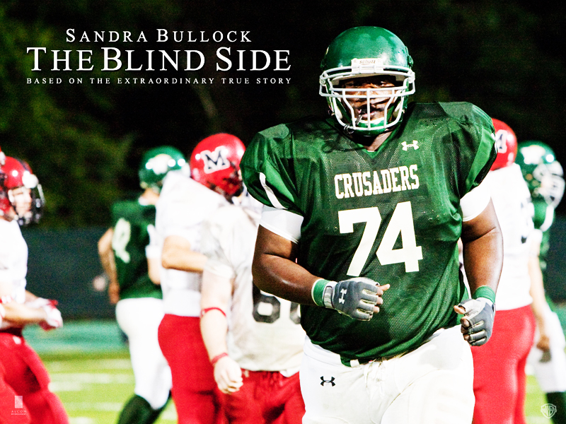 the blind side character review The blind side movie review summary actors: sandra bullock, tim mcgraw  opinion about the main character: leigh anne has a good heart and unselfishly took in this stranger without any ulterior motives the review of this movie prepared by tina medina a level 30 banded kingfisher scholar.