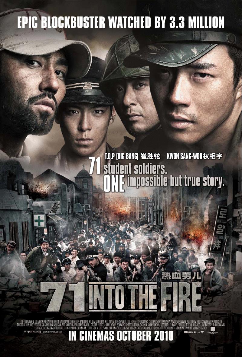 71 în calea inamicului