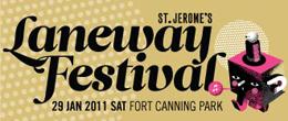 Laneway Festival '11