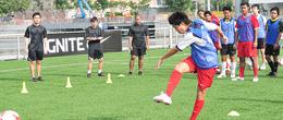 SG Soccer IGNITE!