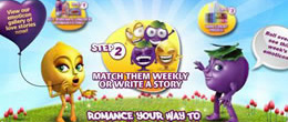 Win exclusive animated Ribena emoticons and cool prizes!