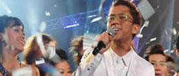 Sezairi Crowned Singapore Idol