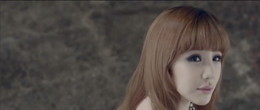 Review: Park Bom's Don't Cry MV
