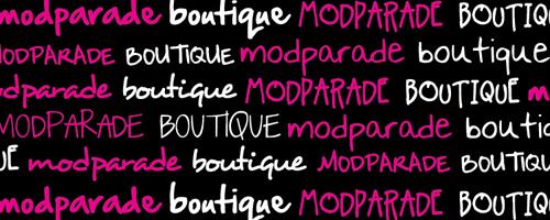 Editorial: Modparade