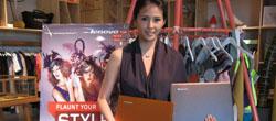 Lenovo goes chic: The Ideapad U-series launch