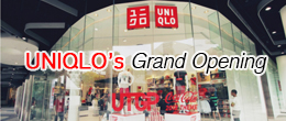 UNIQLO Makes It Bigger and Better at Bugis+