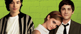Win a pair of preview passes to The Perks of Being a Wallflower! (Closed)