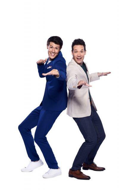 Alan&Justin