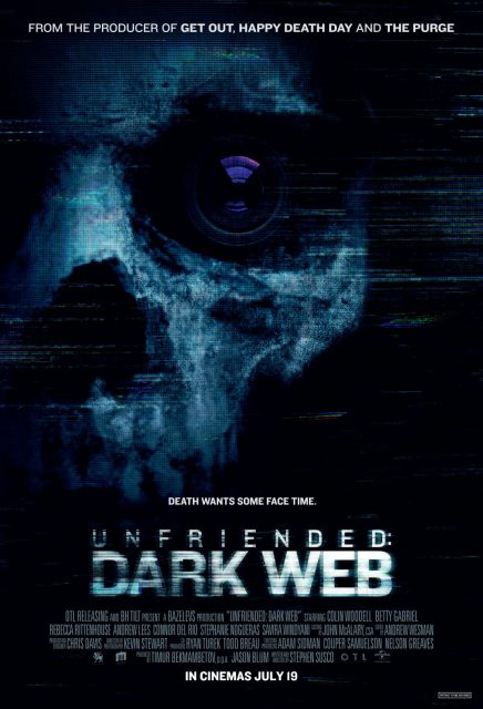 CONTEST] WIN tickets to Unfriended: Dark Web – The UrbanWire