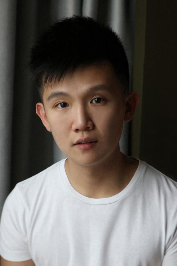 Portrait of Shawn Tok