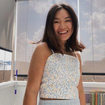 Caitlin Tan