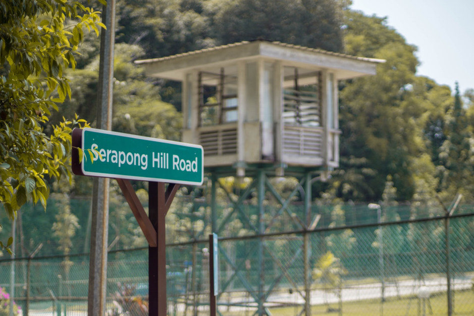 serapong hill road