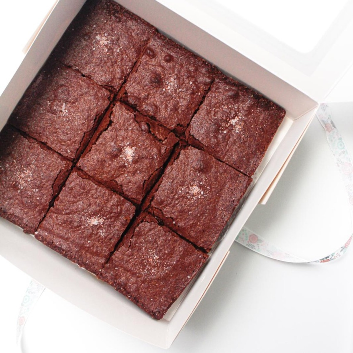 Stand a chance to win brownies from Lexygracebakes!
