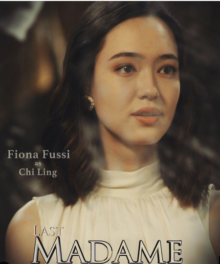 Fiona Fussi recently starred in The Last Madame, a 12-part Toggle Series.