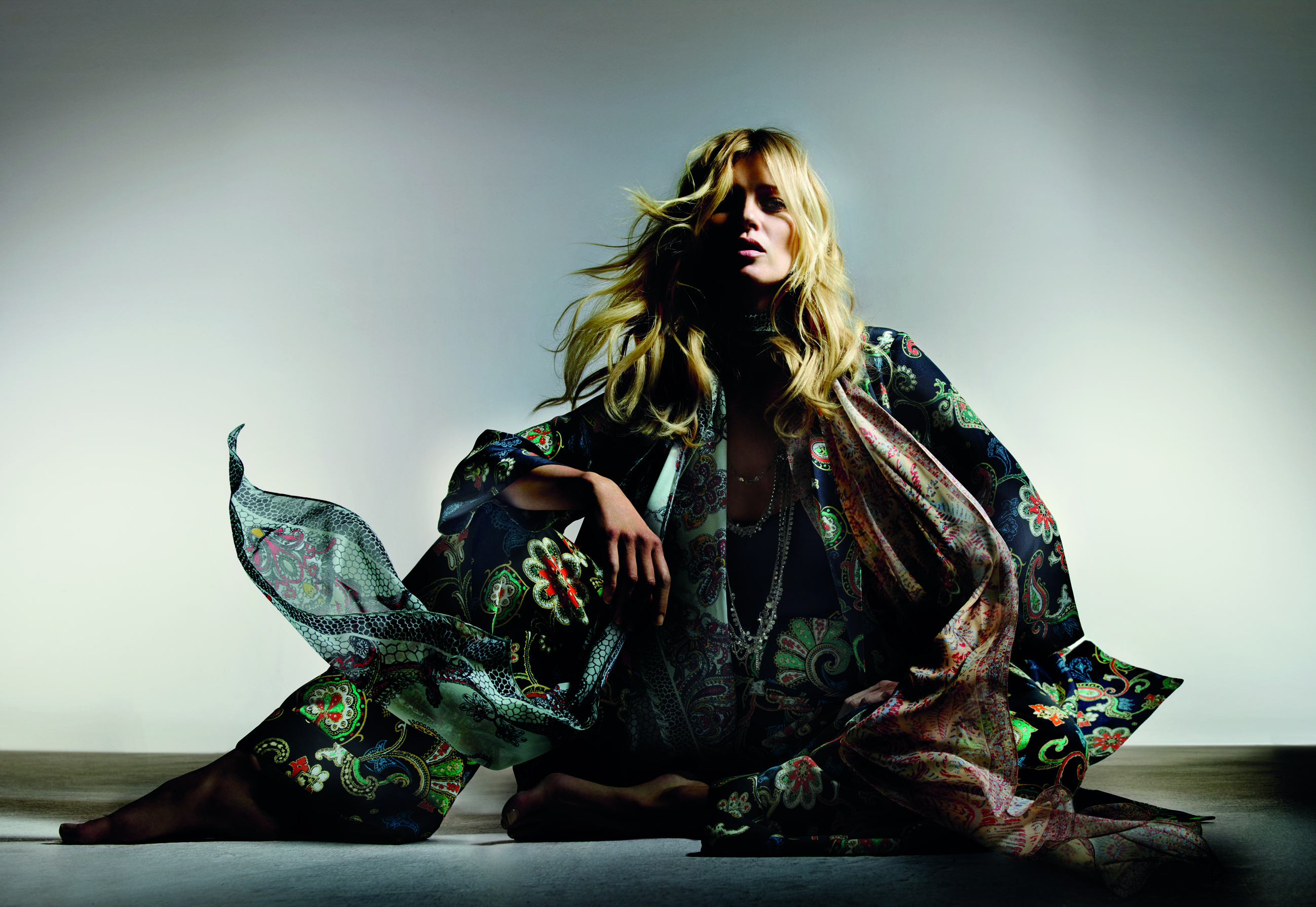 Kate Moss: Back to the Top