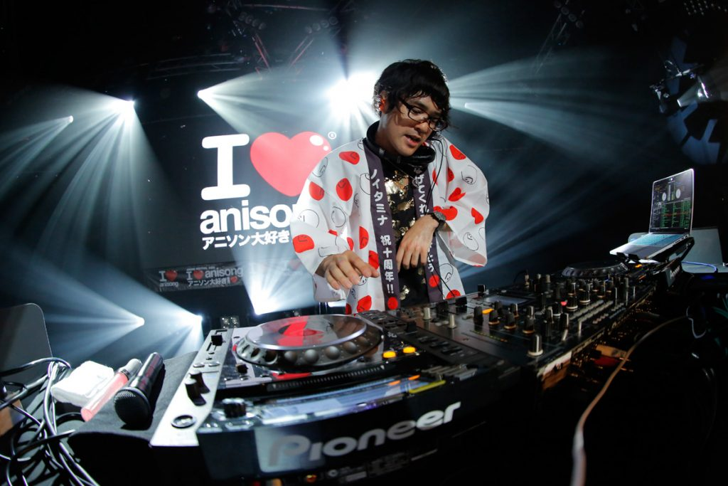 AFA2014 - I Love Anisong - DJ Kazu 4