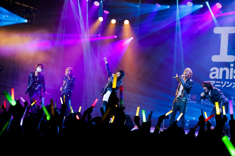 AFA2014 - I Love Anisong - ROOT FIVE - w