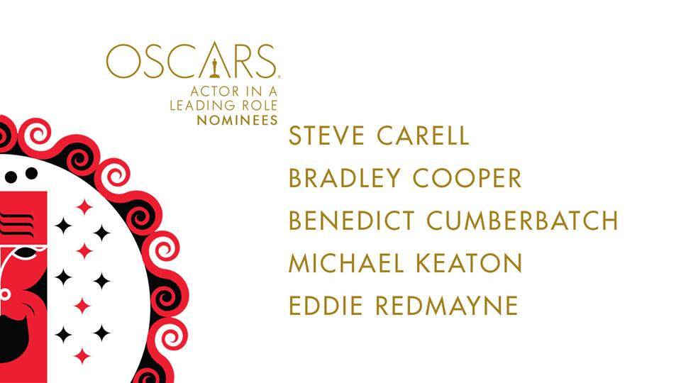 oscars-Actor in a Leading Role