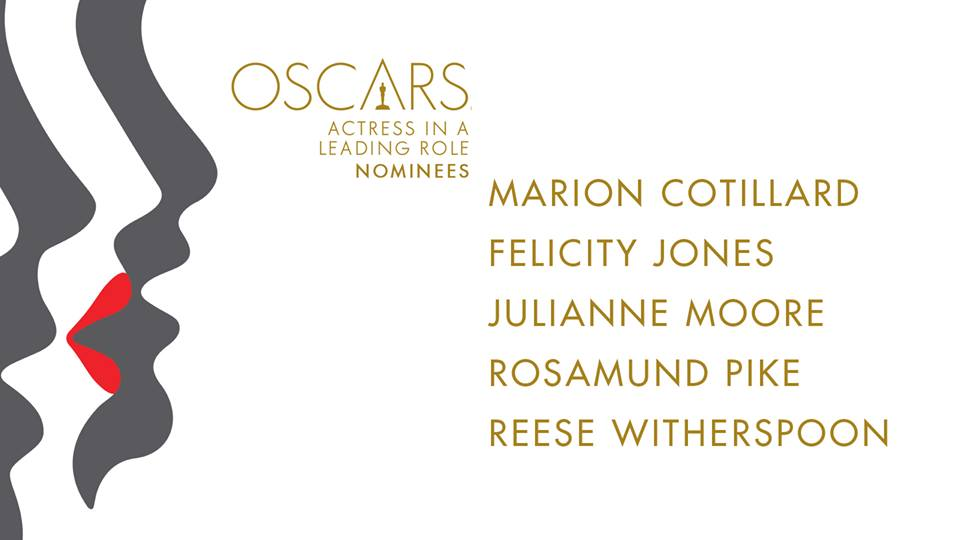oscars-Actress in a Leading Role