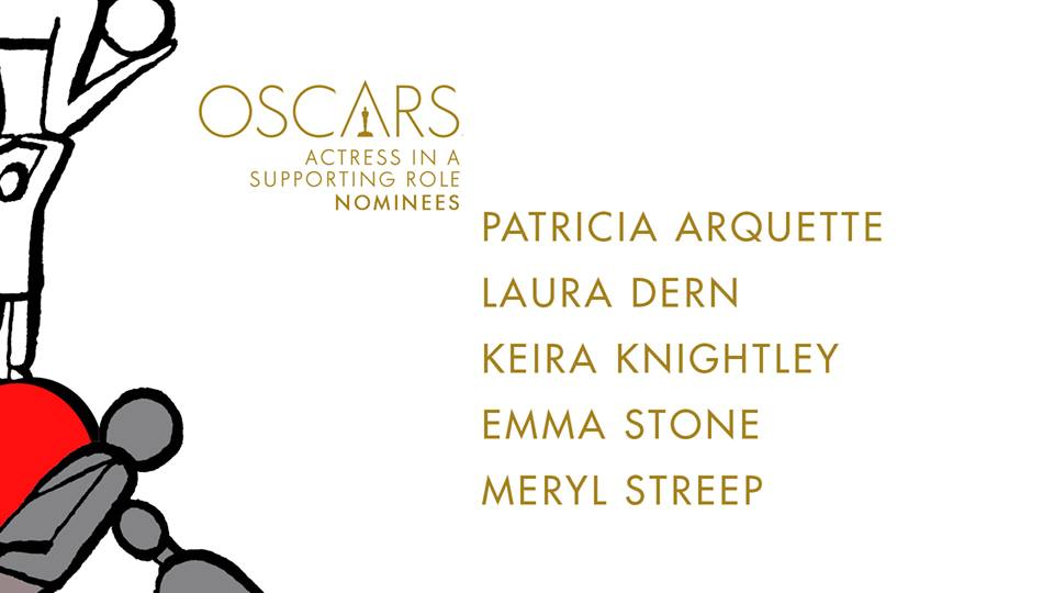 oscars-Actress in a Supporting Role