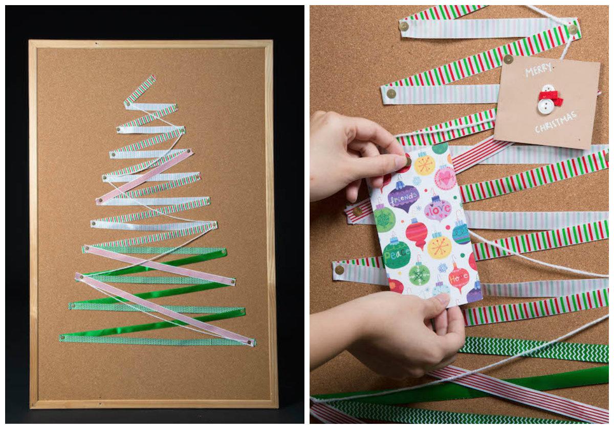 Alternative Christmas Tree collage 2