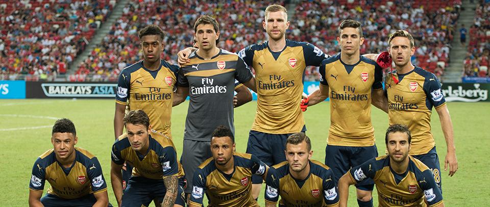 Arsenal vs Everton: Deulofeu, Walcott & Giroud to play