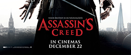 [CLOSED] WIN tickets to Assassin's Creed